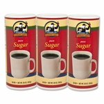 Genuine Joe Sugar Canister - With Reclosable Lid - 20 oz. - 3 per pack [GJO56100-FS-SP]