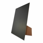 Geographics Easel Board - 22'' x 28'' - 5/CT - Black [GEO27119-FS-SP]