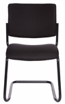 Getti Upholstered Open Back Sled Base Side Chair - Set of 2 [GT3104-FS-VALO]