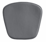 Wire/Mesh Cushion in Gray [188009-FS-ZUO]