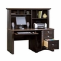 Harbor View 62 25 W Computer Desk With Hutch Antiqued