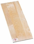 Hardwood Transfer Board with Maple Hardwood Tapered Ends - 8''W X 30''L [HAU-5087-30-FS-HAUS]