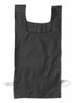 Youth Sized Heavyweight Pinnie in Black - Set of 12 [NP1BK-FS-CHS]
