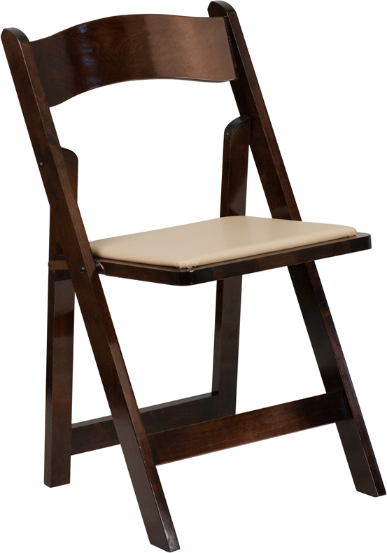 Upholstered Wooden Folding Chairs wooden upholstered folding chairs - wooden chairs