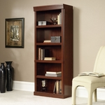 Heritage Hill 71.25''H Bookcase with Adjustable Shelves - Classic Cherry [102795-FS-SRTA]