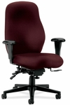 The HON Company 7800 Series High Performance High Back Task Chair with Seat Glide [HON7808NT69T-FS-SP]