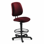 HON® 7700 Series Swivel Task stool - Burgundy [HON7705AB62T-FS-NAT]