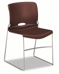 HON® Olson Stacker Series Chair - Mulberry - 4/Carton [HON4041MB-FS-NAT]