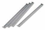 HON® Single Cross Rails for 30'' and 36'' Lateral Files - Gray [HON919491-FS-NAT]