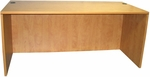 60'' W x 30'' D Desk Shell - Honey [ML103-HONEY-FS-MAR]