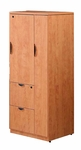 Honey Wardrobe/File/Storage Cabinet with Locks [ML207-HONEY-FS-MAR]