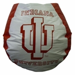 Indiana Hoosiers Bean Bag Chair [BB-40-IU-FS-BBB]