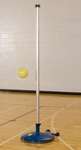 Portable Indoor and Outdoor Tetherball Set - 120''H [TB300-BIS]