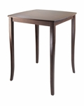 Inglewood Curved Top High Table [94733-FS-WWT]