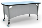 Intuitive Teacher Desk [TEACH-IT-3060-PARG]