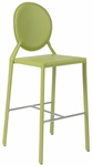 Isabella-B Bar Chair in Green - Set of 2 [02482GRN-FS-ERS]