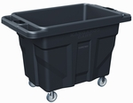 Kangaroo 100% Recycled Heavy Duty Multi-Purpose Cart - Black [CC116-CORT]