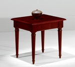 Keswick End Table - English Cherry [7990-10-FS-DMI]