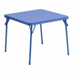 Kids Blue Folding Table [JB-TABLE-GG]