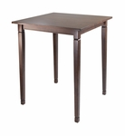 Kingsgate High Table with Tapered Legs [94634-FS-WWT]