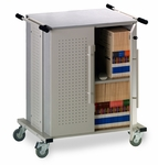 Kwik-File X-Ray Cart [XC101-FS-MAY]