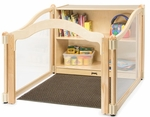 KYDZSuite™ Imagination Nook with Storage [1640JC-JON]