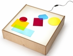 Waterproof Tabletop Light Box with LED Lighting System [WB0717-FS-WBR]