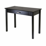 Liso Computer Desk with Pull Out Key Board [92741-FS-WWT]