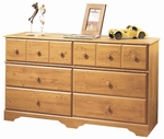 Little Treasures Collection Dresser [3432027-FS-SS]