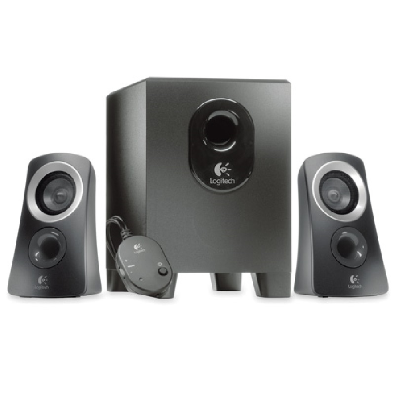 logitech z313 speaker system log980000382 by spr. Black Bedroom Furniture Sets. Home Design Ideas