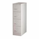 Lorell 4 Drawer 26.5''D Vertical File Cabinet [LLR60193-FS-SP]