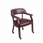 Lorell Berkeley Series Queen Anne Side Chair [LLR60605-FS-SP]