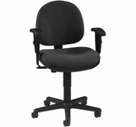 Lorell Millenia Series Pneumatic Task Chair [LLR80004-FS-SP]