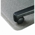 Lorell Wide Chairmat with Lip [LLR02157-FS-SP]