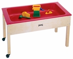 Sand-n-Water Table with Birch Activity Cover Included [0285JC-JON]