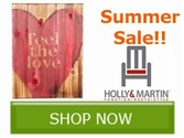 Holly and Martin Super Sale! Save Now!!