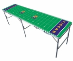 LSU Tigers 2'x8' Tailgate Table [TPC-D-LSU-FS-TT]