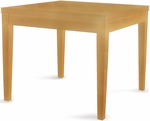 Luminary 24'' Square Occasional End Table - Maple [OT2424M-FS-MAY]