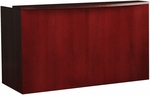 Luminary 72'' W Reception Station without Pedestals - Cherry [RS7278DC-FS-MAY]