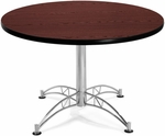 42'' Round Multi-Purpose Table - Mahogany [KLT42RD-MHGY-MFO]