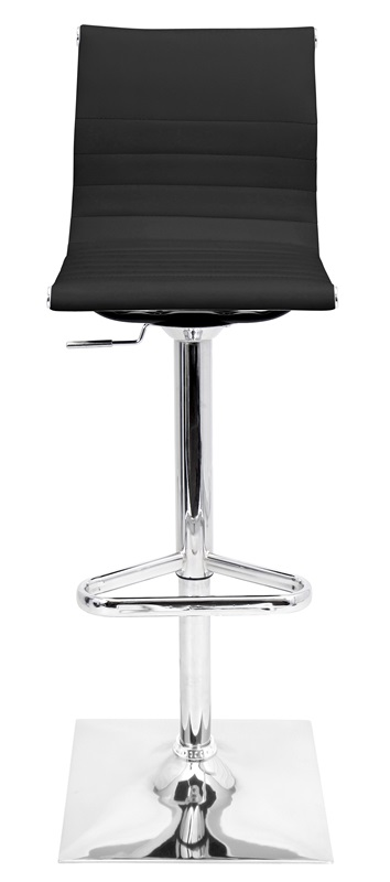 Master Bar Stool In Black Bs Tw Master Bk By Lumisource