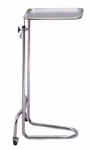 Mayo Instrument Stand - Double Post California Style Base [11100-FS-BRW]