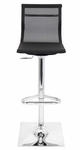 Mirage Bar Stool in Black [BS-TW-MIRAGE-BK-FS-LUMI]