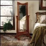 Mission Oak Cheval Mirror [993-230-FS-PO]