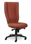 Monterey II 300 Series High Back Single Shift Swivel Tilt Chair [MO200-E21-FS-SEA]