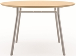 Mystic Series 48'' Round Conference Table [S1948R4-FS-RO]