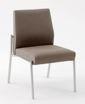 Mystic Series Tapered Back Armless Guest Chair [S1802G7-FS-RO]