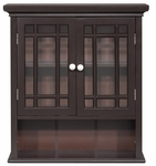 Neal Wall Cabinet with 2 Doors and 1 Shelf [ELG-557-FS-EHF]