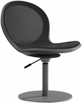 Net Swivel Chair with Gas Lift - Black [N102-BLACK-MFO]