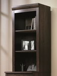 Office Port 47.125''H Library Hutch with Adjustable Shelves - Dark Adler [408364-FS-SRTA]
